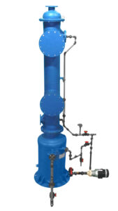 Packed Tower Wet Scrubber